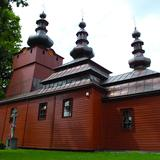 Orthodox church of St. Michael Archangel Wysowa-Zdrój