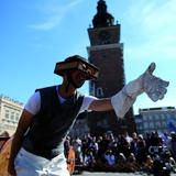Image: The 32nd ULICA Street Theatre Festival