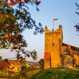 Nowy Sącz – ruins of the royal castle