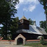 Image: The Auxiliary Church of St. Simon and St. Jude Thaddeus in Dobra