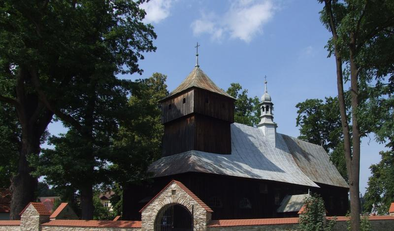 The Auxiliary Church of St. Simon and St. Jude Thaddeus in Dobra