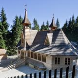 Image: Male Ciche - Sanctuary of Our Lady the Jaworzyna Queen of the Tatras on Wiktorówki